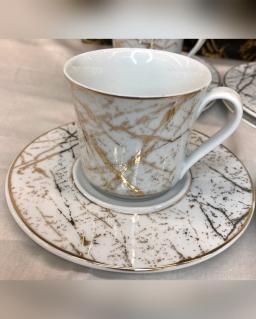 Espresso puodelių komplektas