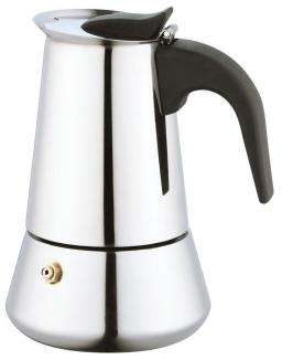 Espresso kavinukas metalinis 6 puodeliai